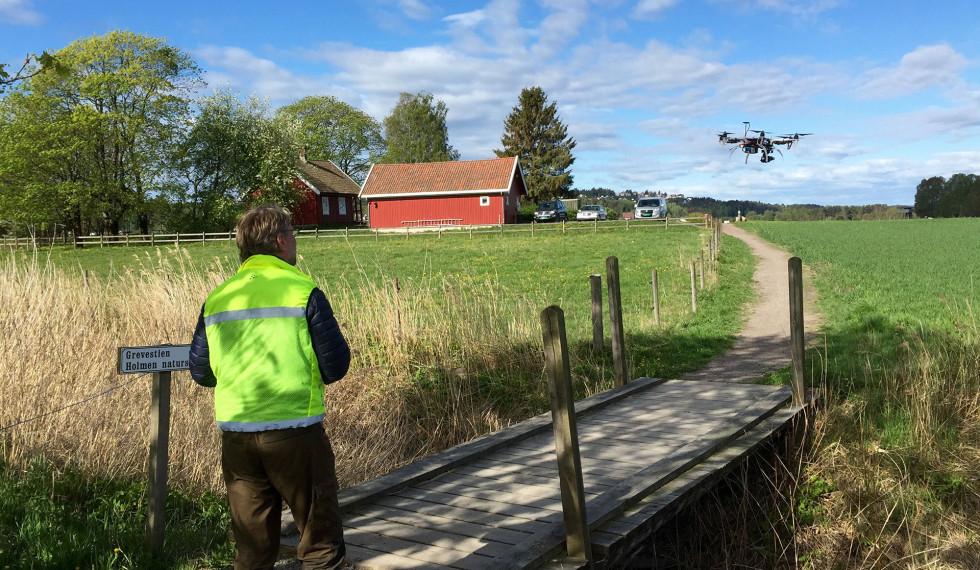 Dokumenting Ilene Wetlands